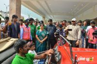 Sathyaraj Inaugurates Vintage & Classic Cars Rally (15)