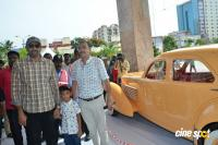 Sathyaraj Inaugurates Vintage & Classic Cars Rally (18)