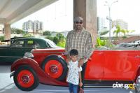 Sathyaraj Inaugurates Vintage & Classic Cars Rally (19)