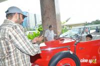 Sathyaraj Inaugurates Vintage & Classic Cars Rally (20)