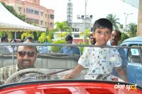 Sathyaraj Inaugurates Vintage & Classic Cars Rally (22)