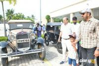 Sathyaraj Inaugurates Vintage & Classic Cars Rally (24)