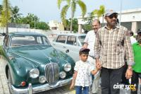 Sathyaraj Inaugurates Vintage & Classic Cars Rally (25)