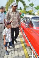 Sathyaraj Inaugurates Vintage & Classic Cars Rally (26)