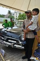 Sathyaraj Inaugurates Vintage & Classic Cars Rally (32)