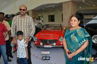 Sathyaraj Inaugurates Vintage & Classic Cars Rally (6)