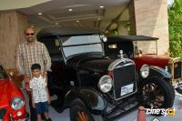 Sathyaraj Inaugurates Vintage & Classic Cars Rally (7)