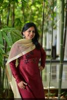 Anna Reshma Rajan at Vishwaroopam 2 Press Meet (10)