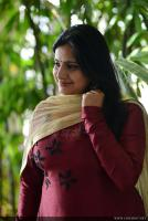 Anna Reshma Rajan at Vishwaroopam 2 Press Meet (13)