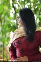 Anna Reshma Rajan at Vishwaroopam 2 Press Meet (14)
