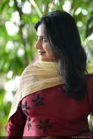Anna Reshma Rajan at Vishwaroopam 2 Press Meet (15)