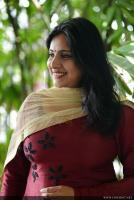 Anna Reshma Rajan at Vishwaroopam 2 Press Meet (18)