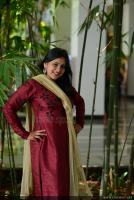 Anna Reshma Rajan at Vishwaroopam 2 Press Meet (2)
