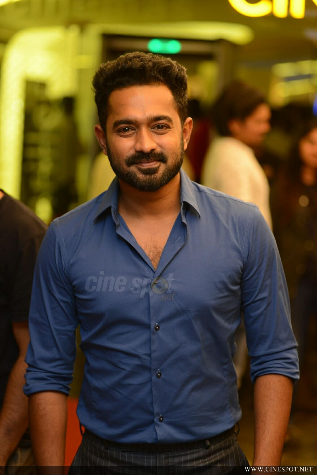 Asif Ali at Iblis Movie Premiere Show (4)