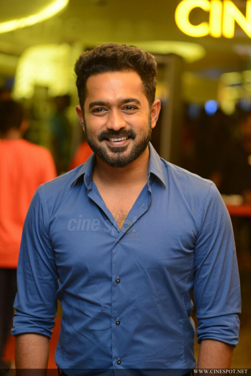 Asif Ali at Iblis Movie Premiere Show (6)