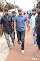 Srinivasa Kalyanam Team At Vijayawada Kanaka Durga Temple (2)