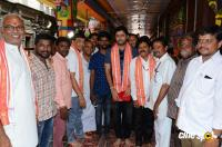 Srinivasa Kalyanam Team At Vijayawada Kanaka Durga Temple (21)