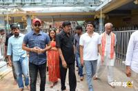 Srinivasa Kalyanam Team At Vijayawada Kanaka Durga Temple (7)