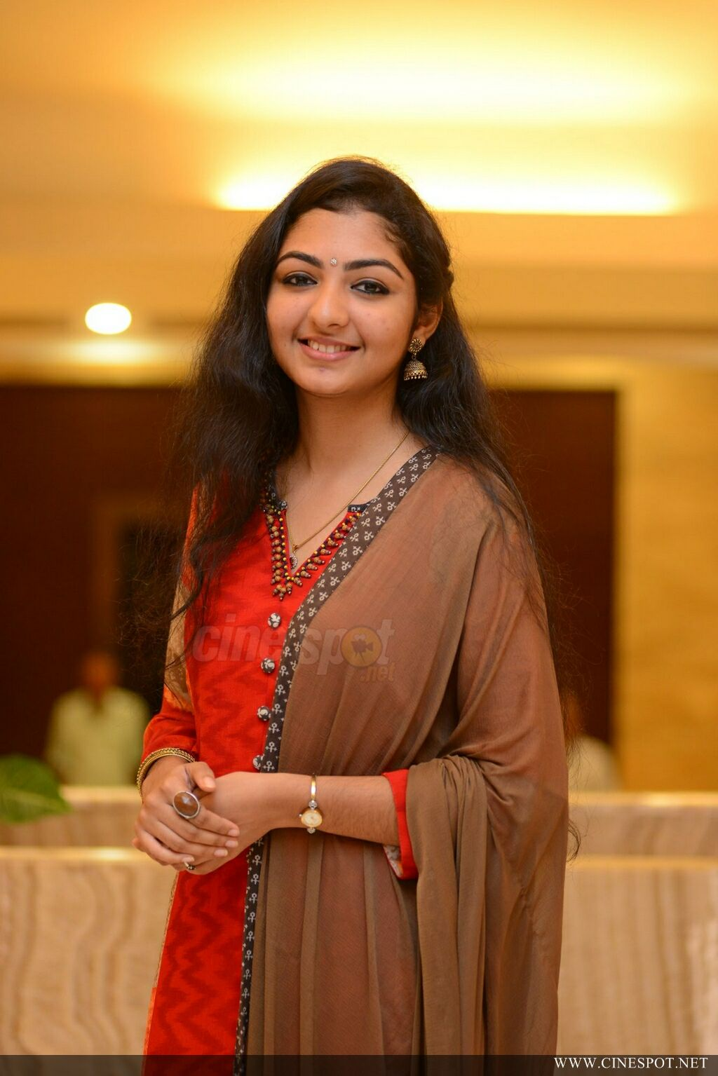 Jayashree Sivadas at Aravindante Athidhikal 101 Days Celebrations (5)
