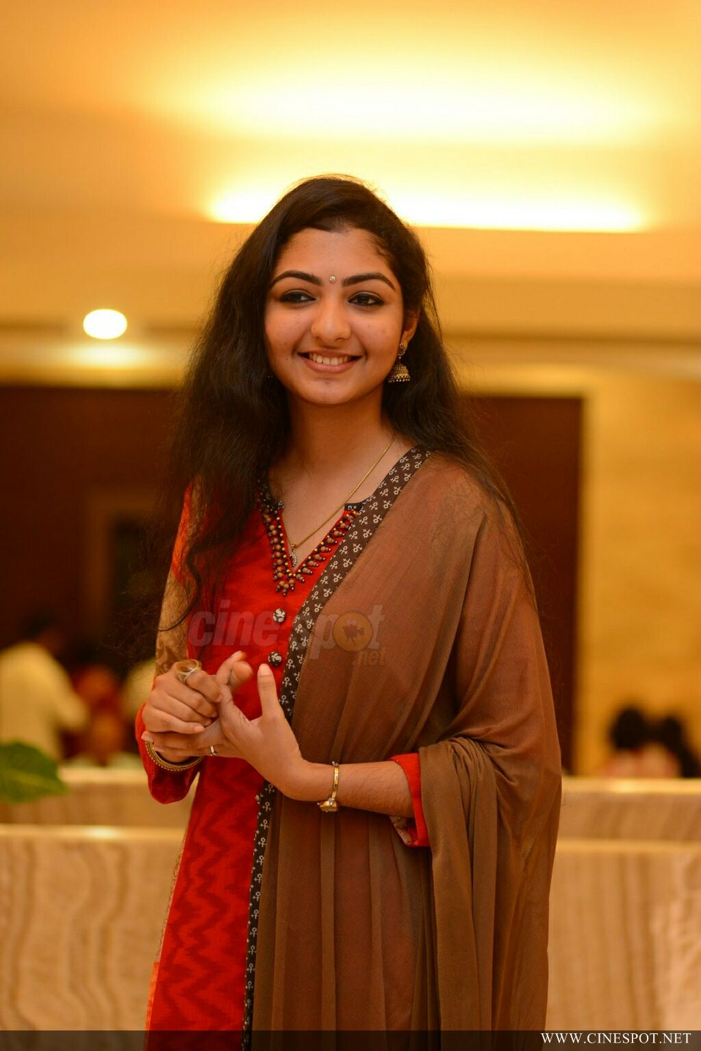 Jayashree Sivadas at Aravindante Athidhikal 101 Days Celebrations (7)