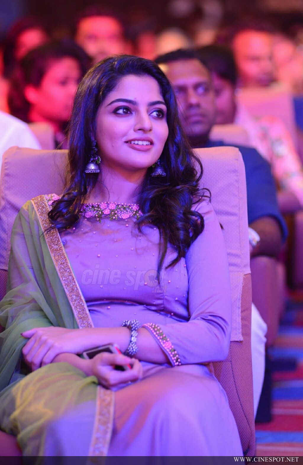 Nikhila Vimal at Aravindante Athidhikal 101 Days Celebrations (20)