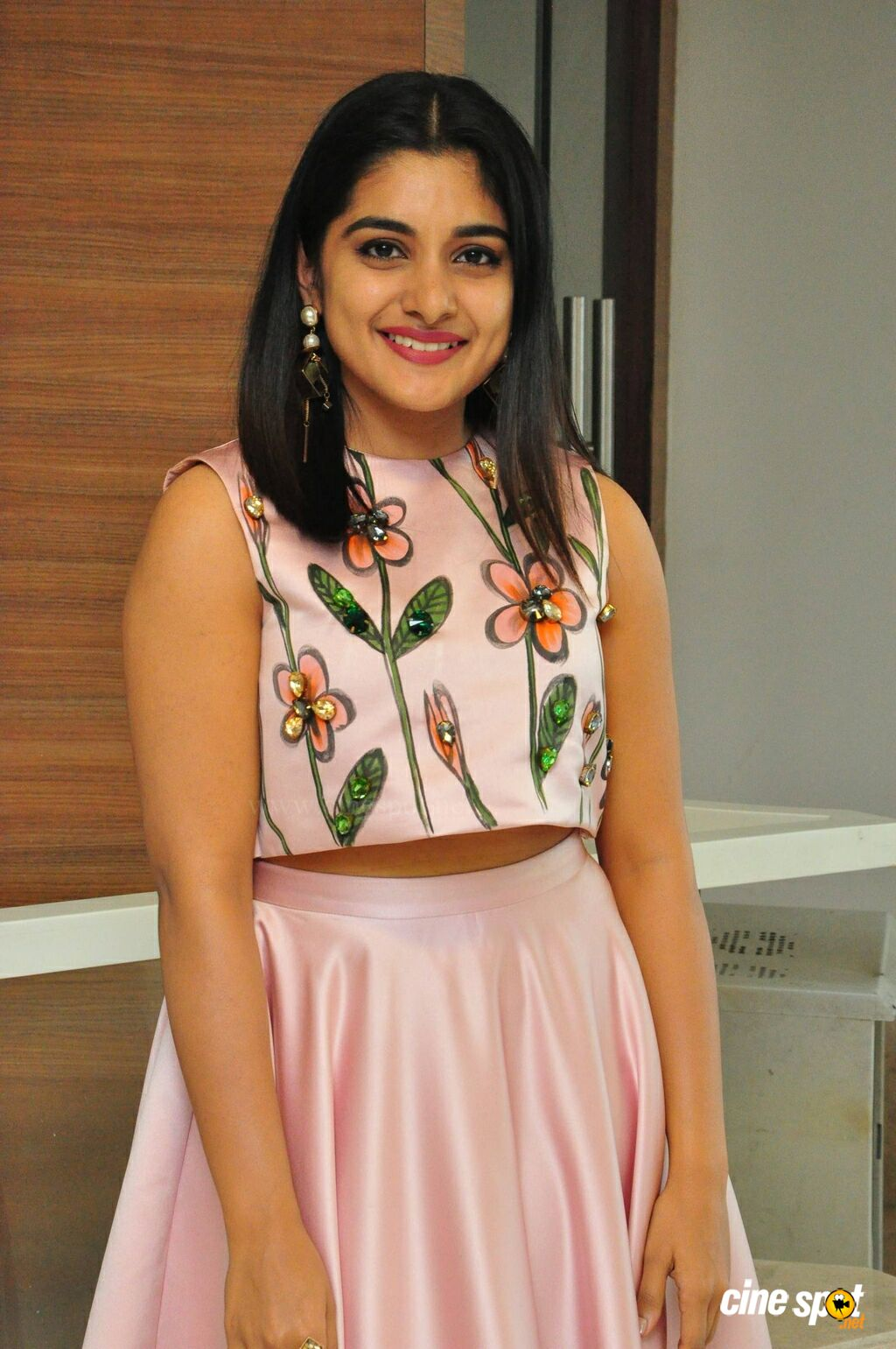 Nivetha Thomas at Neevevaro Audio Launch (4)
