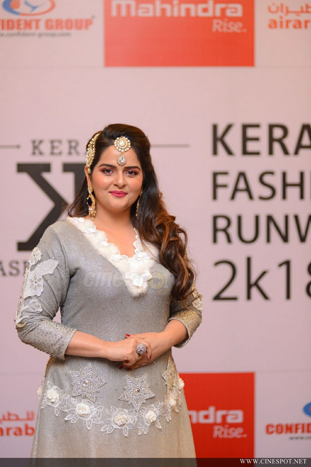 Roma Asrani at Kerala Fashion Runway 2018 (19)