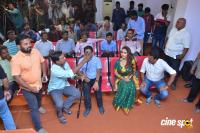 Actress Sri Reddy Press Meet (15)