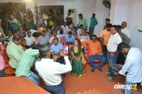 Actress Sri Reddy Press Meet (17)