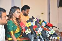 Actress Sri Reddy Press Meet (22)