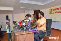 Actress Sri Reddy Press Meet (30)