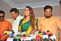 Actress Sri Reddy Press Meet (33)