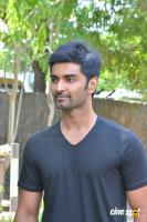 Atharvaa at Imaikkaa Nodigal Movie Press Meet (4)
