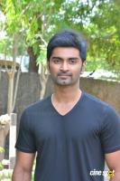 Atharvaa at Imaikkaa Nodigal Movie Press Meet (6)