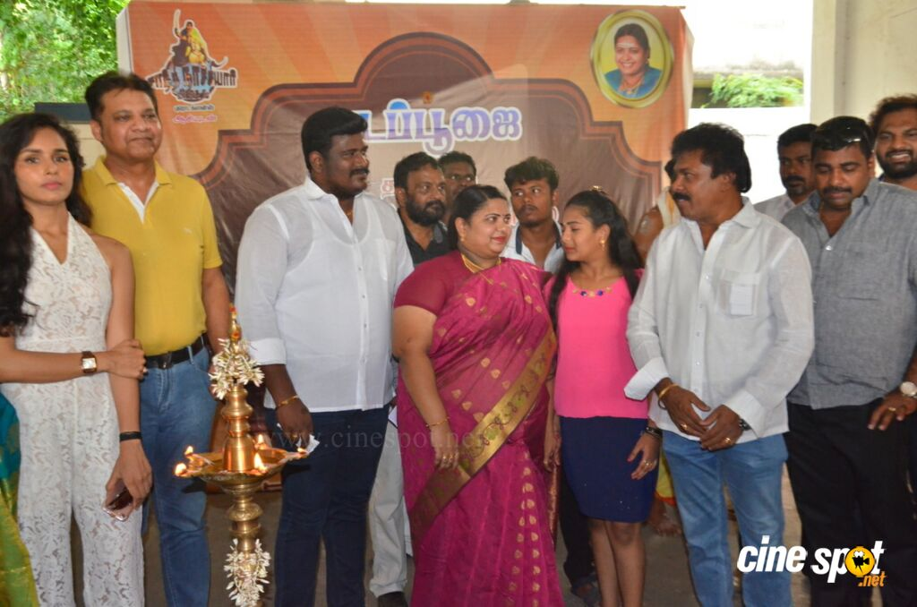 Kelvikkenna Bathil Movie Launch (16)