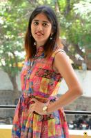 Manu Heroine Chandini Chowdary Interview Photos (15)