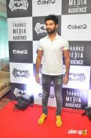 Atharvaa at Imaikkaa Nodigal Thanks Meet (1)