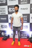 Atharvaa at Imaikkaa Nodigal Thanks Meet (3)
