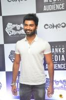 Atharvaa at Imaikkaa Nodigal Thanks Meet (4)