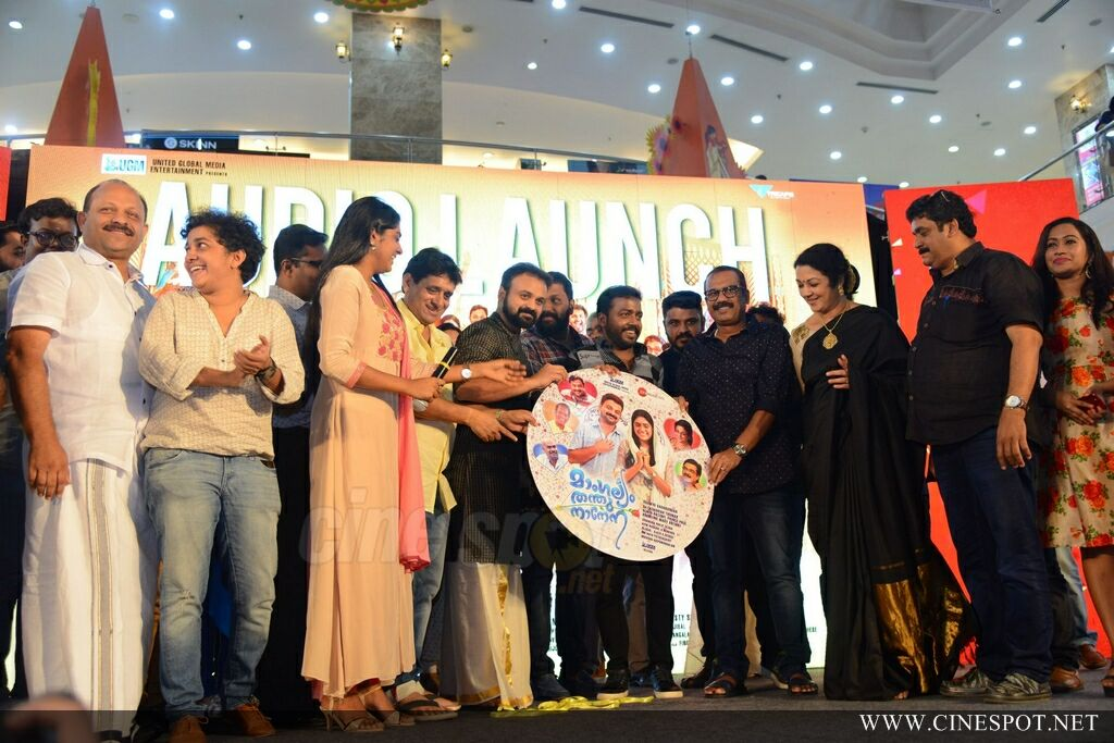 Mangalyam Thanthunanena Audio Launch (69)