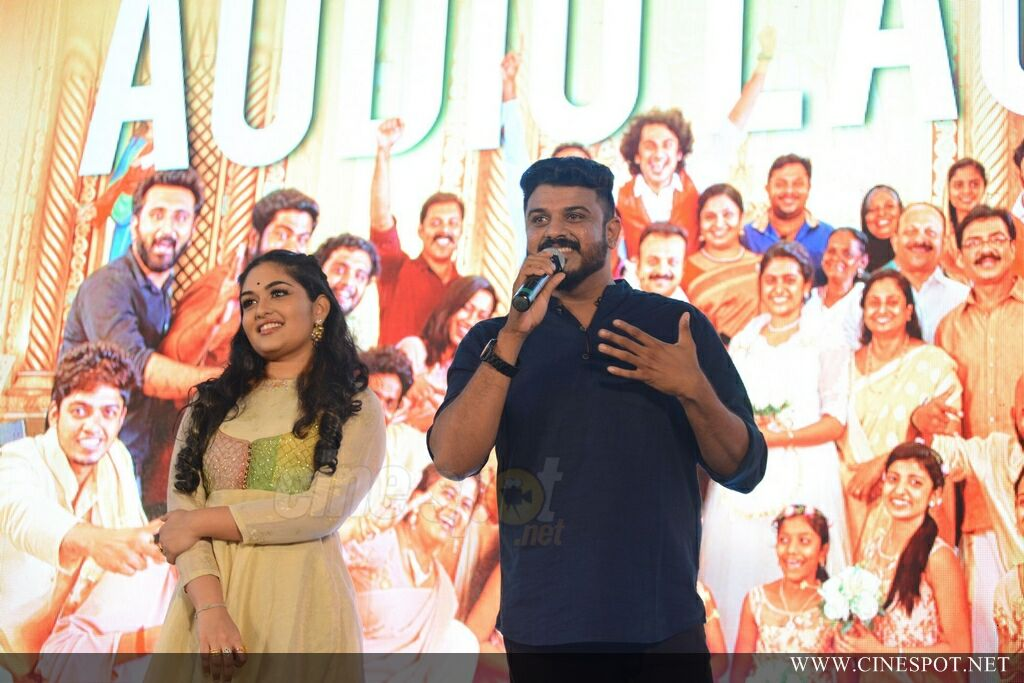 Mangalyam Thanthunanena Audio Launch (94)