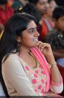 Nimisha Sajayan at Mangalyam Thanthunanena Audio Launch (1)