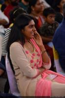 Nimisha Sajayan at Mangalyam Thanthunanena Audio Launch (2)