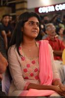 Nimisha Sajayan at Mangalyam Thanthunanena Audio Launch (3)