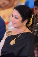 Shanthi Krishna at Mangalyam Thanthunanena Audio Launch (4)