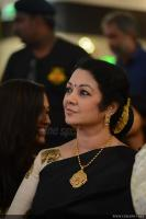 Shanthi Krishna at Mangalyam Thanthunanena Audio Launch (2)