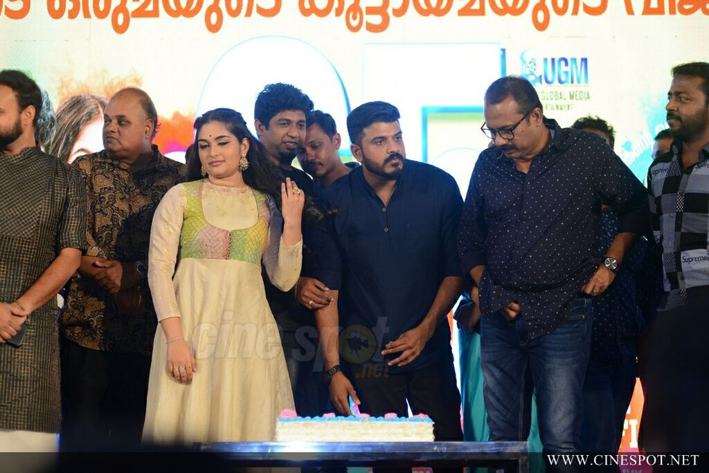 Mangalyam Thanthunanena Audio Launch (141)