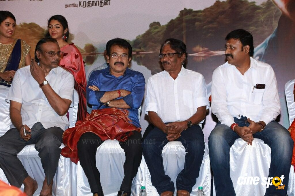 Maragatha Kaadu Audio Launch (25)