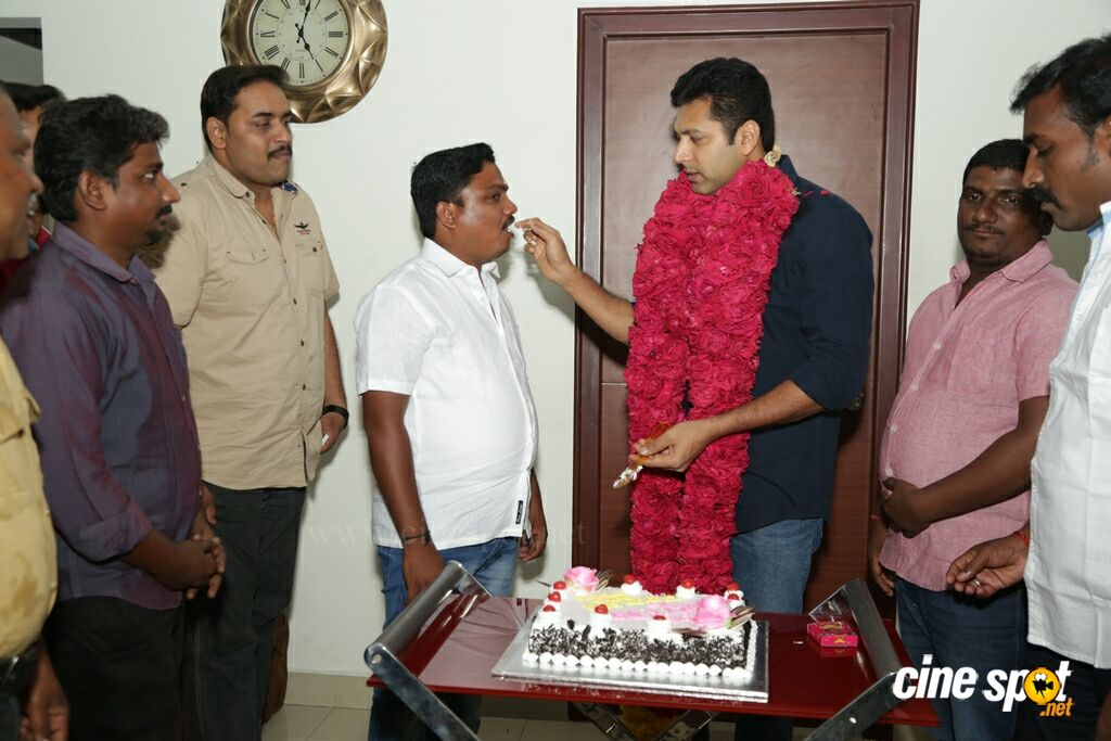 Jayam Ravi Birthday Celebration 2018 (5)