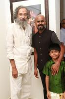 Medley Of Art By L Ramachandran Gallery Exhibition & Book Launch (30)